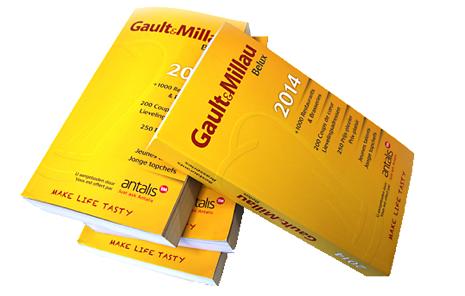 Czapka od Gault & Millau