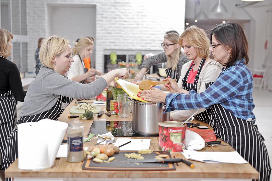 Wakacyjny kurs gotowania