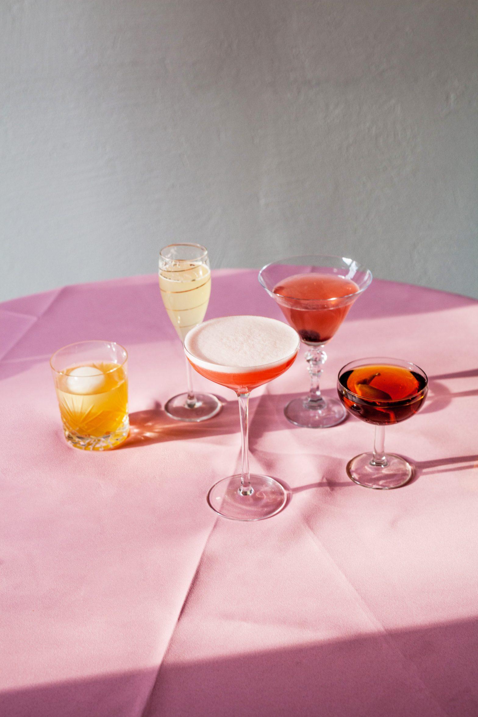 Wielka piątka czyli 5 najlepszych miejsc na drinka w Warszawie