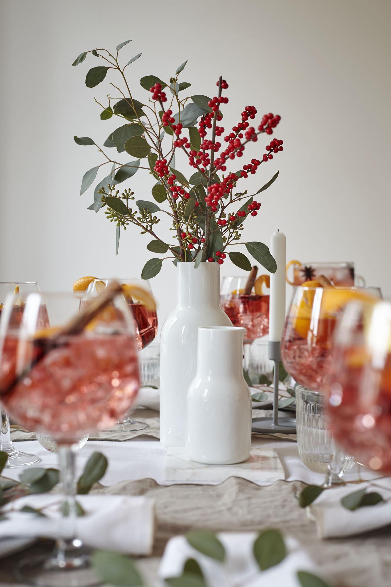 Fiński stół na polskie święta
