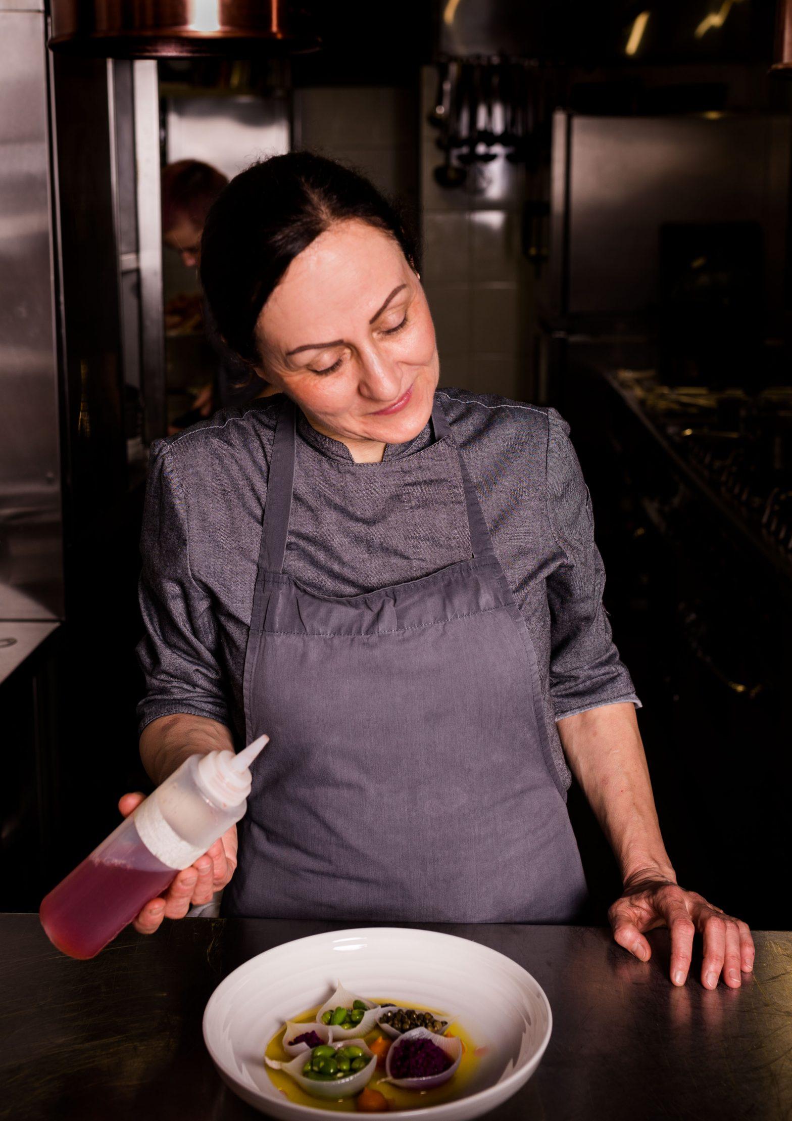 Rok z życia szefowej kuchni