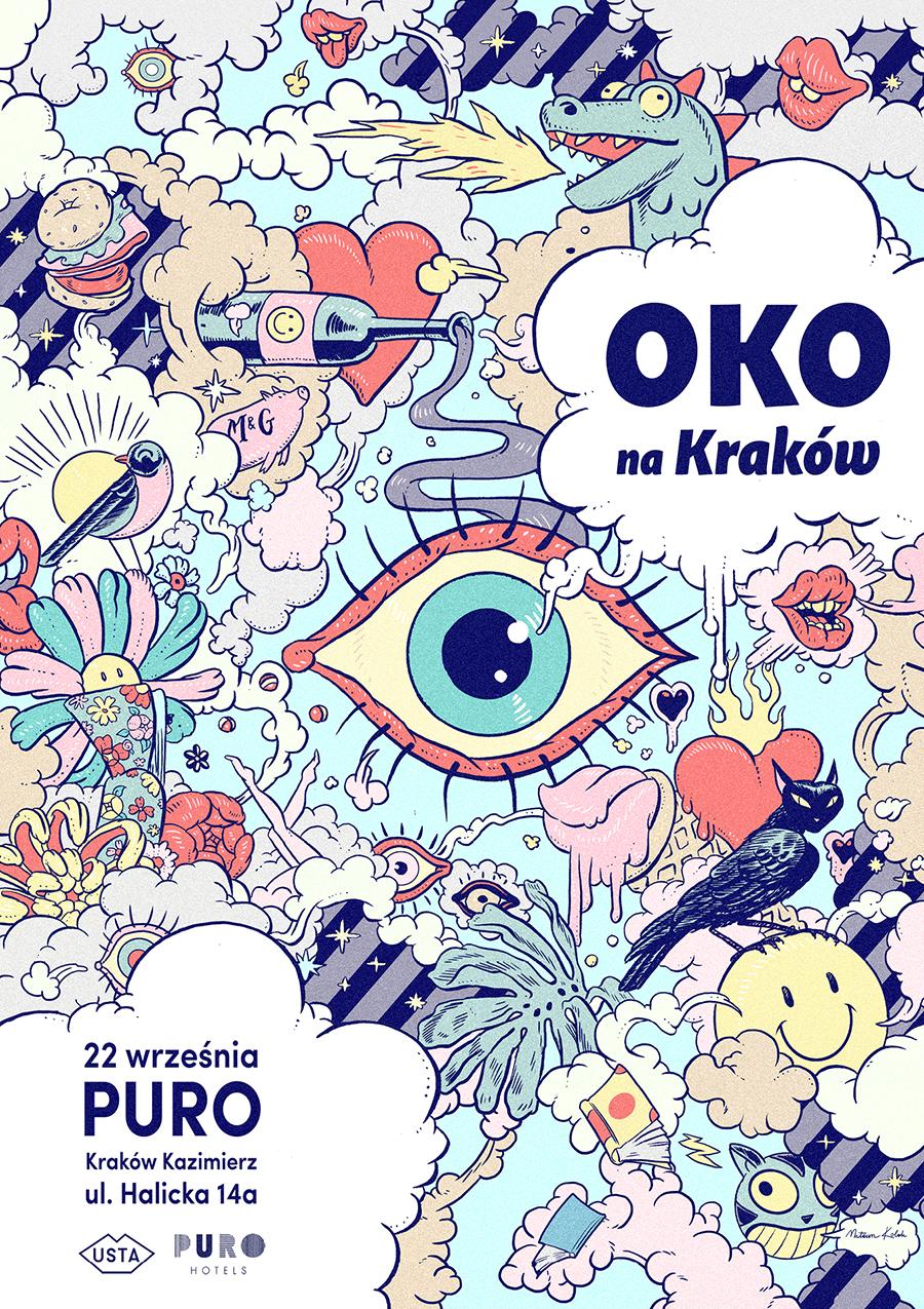 Oko na Kraków!
