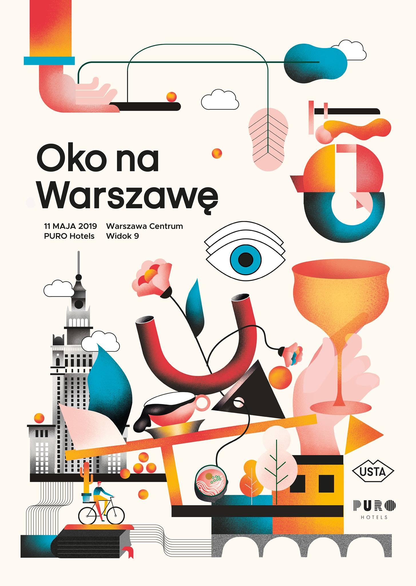 Oko na Warszawę