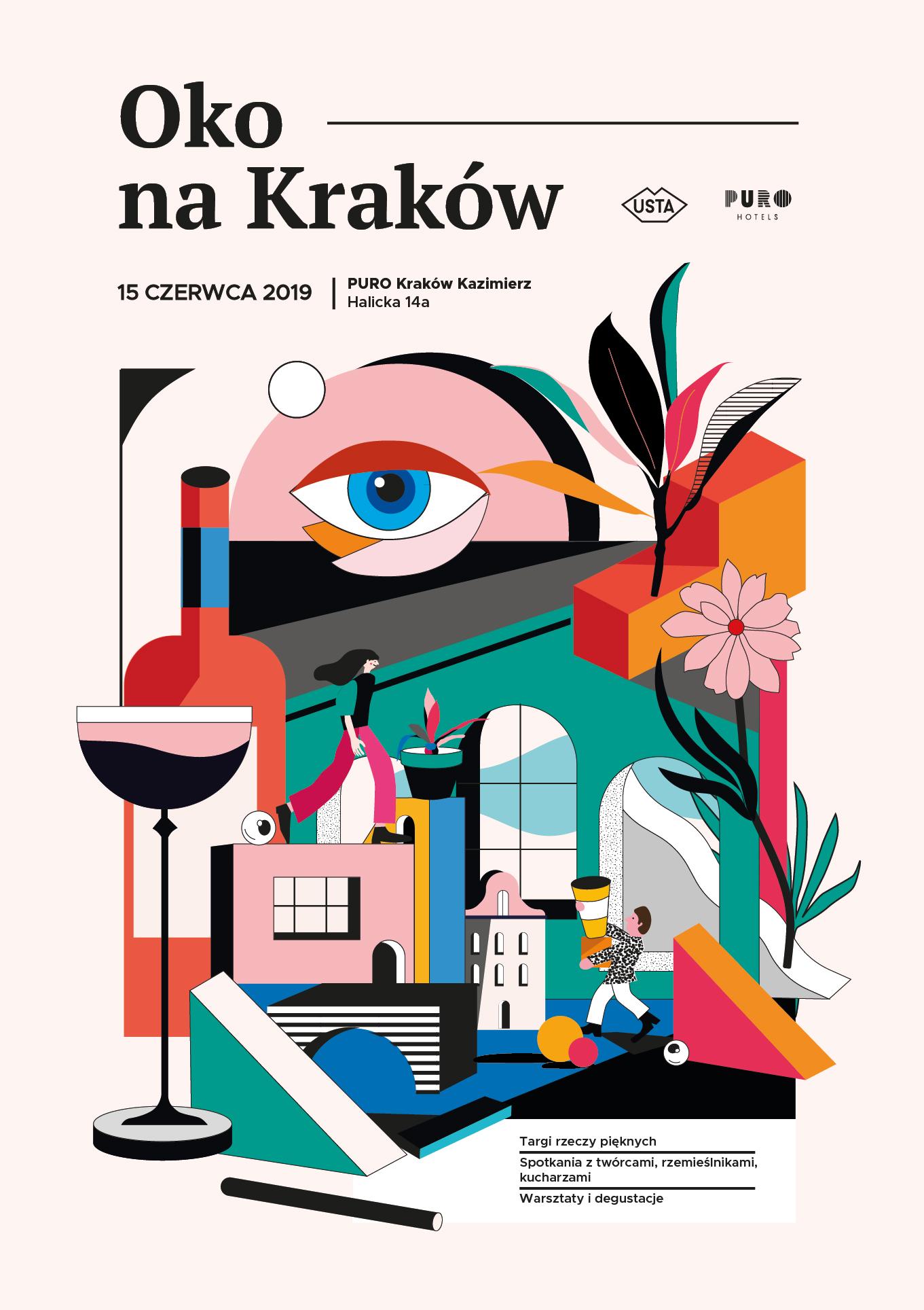 Oko na Kraków
