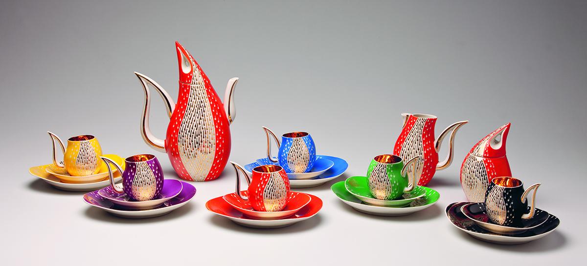 Kolumb i polska ceramika