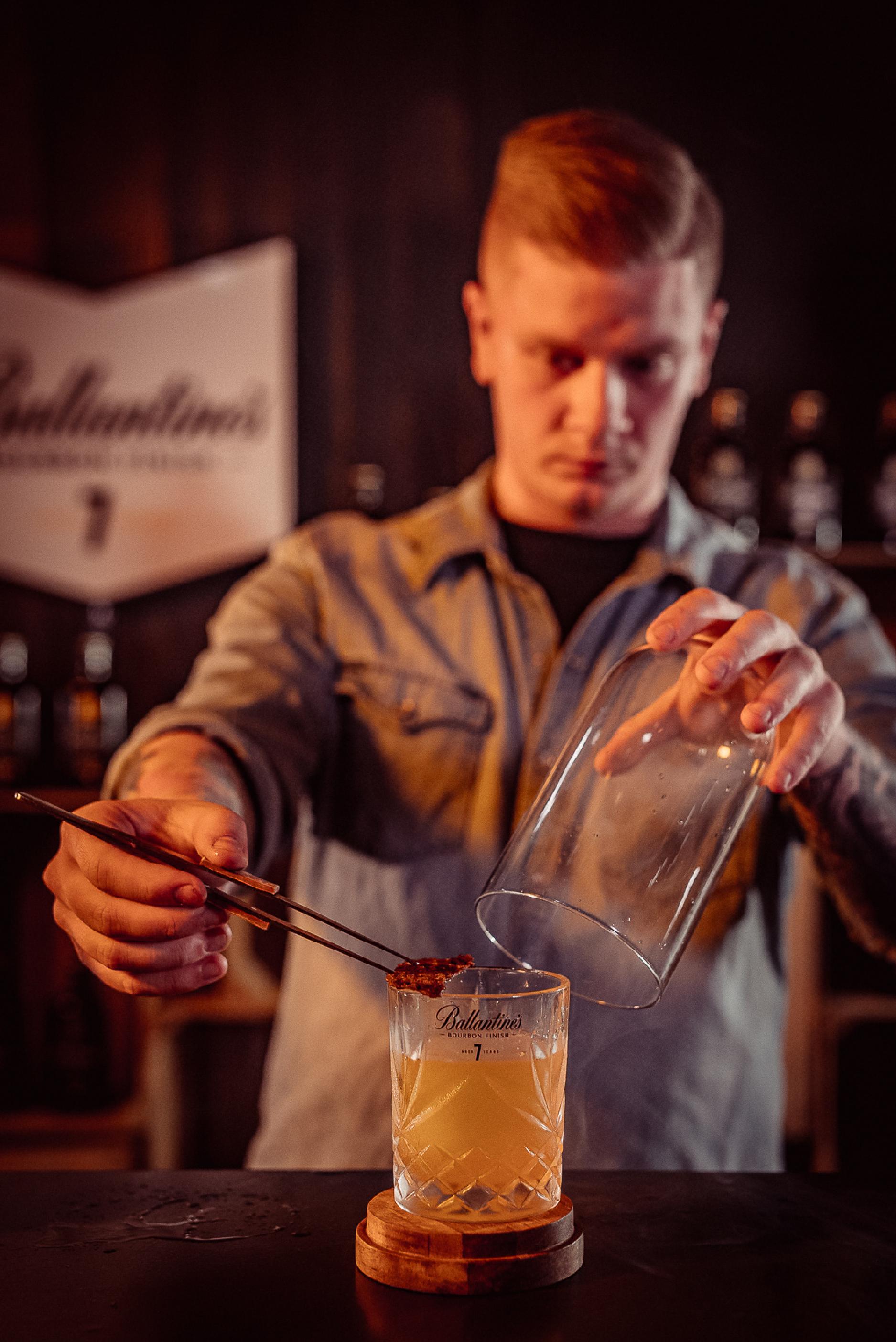 Jurek old fashioned koktajl drink